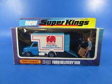 Matchbox Superkings Vintage Manufacture Diecast Vans