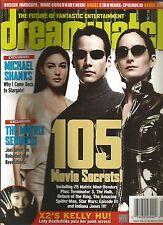 Dreamwatch #105 The Matrix, X-Men 2, Angel, Farscape, Stargate complete magazine