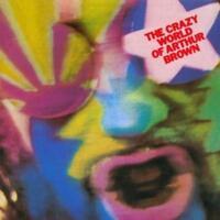 Arthur Marrone - The Crazy World Di Arthur Sopracciglia Nuovo CD