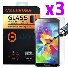 New Premium Real Tempered Glass Screen Protector Film for Samsung Galaxy Note 5