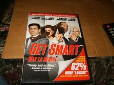 Get Smart Widescreen Edition DVD,Used.