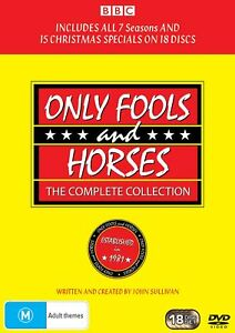 Only Fools and Horses The Complete Collection Box Set DVD Region 4 NEW