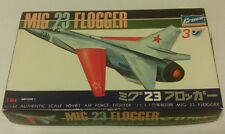 MIG 23 Flogger Crown Model USSR Air Force Made in Japan