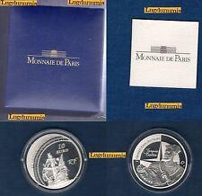 Coffret BE - 10 Euro Argent 2011 Jacques Cartier 30 000 Ex Boite + certificat