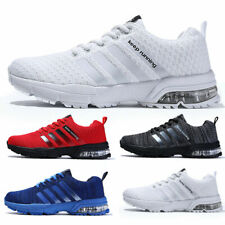 New listing Men's Road Running Walking Trainers Athletic Gym Fitness Jogging Tennis Shoes UK