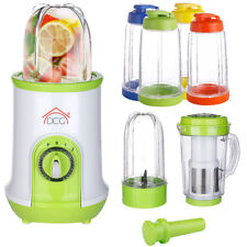 MIni Frullatore Magic Chef Centrifuga MIxer Robot Cucina Frulla Tritatutto 21pz