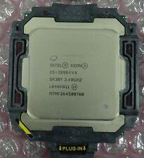 Intel Xeon E5-2699AV4 2.40GHz 55MB 22 Core 9.6GT/s 145W CPU Processor SR30Y