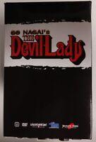 Go Nagai's - THE DEVIL LADY (7 DVD + FASCICOLI + BOX) Yamato Video