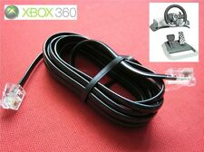 Official Microsoft Wireless Racing Wheel - Xbox 360 - Pedals Wire Connector 3m