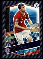 Match Attax Champions League 16/17 Müller Bayern Limited Edition Bronze No.LEMPB