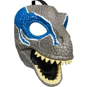 Dinosaur Face Cover Classic Moive Realistic Cosplay Props Dinosaur Halloween