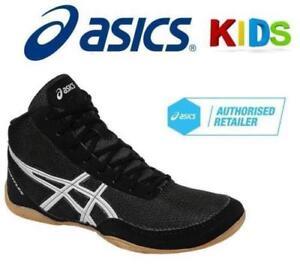 KIDS Wrestling Shoes (boots) ASICS MATFLEX 5 GS Ringerschuhe Chaussures de Lutte