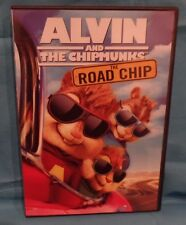 Alvin and the Chipmunks: The Road Chip (DVD, 2016)