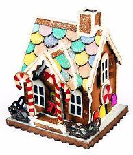 Sizzix Bigz Village Gingerbread die #661608 Retail $24.99 designer Tim Holtz