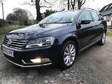 2013 VOLKSWAGEN PASSAT 2.0 TDI 140 HIGHLINE ESTATE DSG AUTOMATIC ONE OWNER, FSH
