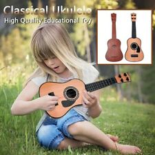 Kids Music & Art Development 4 Strings Guitar Ukulele Musical Instrument Toys