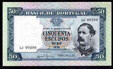 More details for portugal, banco de portugal, 50 escudos, 24-6-1960, lj 00280 (wpm 164). gvf.