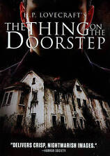 The Thing on the Door Step (DVD, 2014) RARE HORROR MYSTERY THRILLER