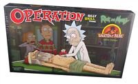 Usaopoly , Operation Rick And Morty Collector's Edition Boxed, New and Sealed
