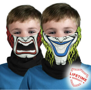 **BUY ONE GET ONE FREE*** Salt Armour SA Co. / TWO-SIDED FACE SHIELD KIDDIE MASK