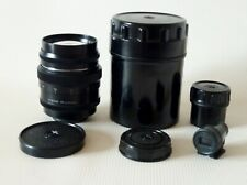 NEW! JUPITER-9 2/85 portrait lens M39 For LEICA FED ZORKI Sonnar copy+viewfinder
