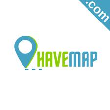 HAVEMAP.com 7 Letter Catchy Brandable Premium Domain Name for Sale Godaddy