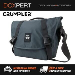 CRUMPLER LIGHT DELIGHT 6000 CAMERA SLING / SHOULDER BAG GREY (LD6000-010)