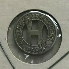 Fargo North Dakota ND Northern Transit Co Transportation Token
