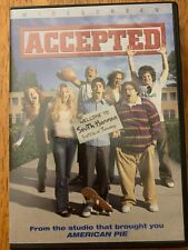 Accepted (Dvd, 2006, Anamorphic Widescreen) B