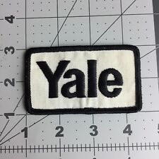 Yale (Forklifts) Rectangular Patch - Used