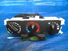 NISSAN PRIMERA P11 HEATER CONTROL PANEL 1997 TO 1999 SHAPE A / C TYPE