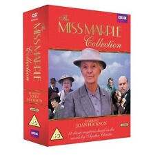 AGATHA CHRISTIE'S MISS MARPLE DVD COMPETE COLLECTION Joan Hickson UK New R2