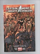 Captain America & The Mighty Avengers: Last Days - Vol 2 - TPB - (9.2) 2015