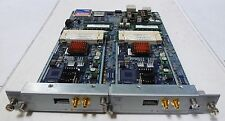 SPIRENT MSA-1001B 2 PORT 10G DUAL XFP-4001A MULTI MSA HOST MODULE TESTCENTER