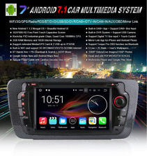 "RADIO DVD 7"" SEAT IBIZA- ANDROID 7.1  BLUETOOTH,GPS,USB, WIFI INTEGRADO"