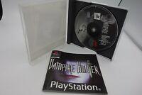 VAMPIRE HUNTER D per playstation PS1 PSX