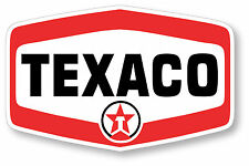 TEXACO STYLE 2 SUPER HIGH GLOSS OUTDOOR 4 INCH DECAL STICKER