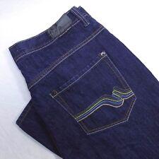 Akademiks Jeans Size 40 Men's Baggy Hip Hop Urban Wear Loose Sz 38/32