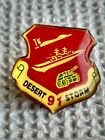 Desert Storm 91 United States Army Military Insignia Pin
