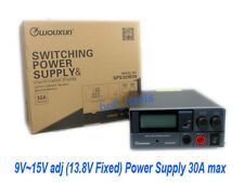 Wouxun Switching-Mode Power Supply 30A max 30 9V~15V adj (13.8V Fixed)