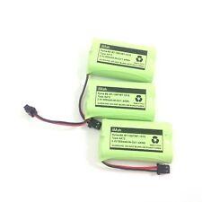 "3-Pack iMah Ryme B4 BT1007 Battery for Uniden BT-1007-BT-1015 AA""2      Z1A"