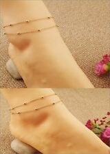 Unbranded Alloy Adjustable Costume Anklets