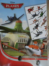 Disney Planes * Sticker Spiel Set * Kulisse mit magischen Haftfiguren *Neu*OVP