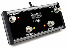 Peavey Valveking (Series II Only)  Custom 4 Button Footswitch - Switch Doctor