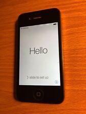 Apple iPhone 4 - 8GB - Black (Sprint) A1349 (CDMA)