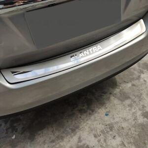 für Hyundai Elantra Zubehör Teile Auto Schutz Einstiegsleisten Stoßstange 2019
