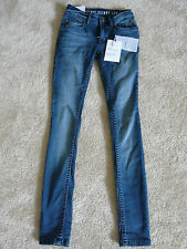 NINETEEN COTTON ON 91 JEANS THE DELUXE SKINNY LOW RISE JEANS SIZE 2  HOT DESIGN
