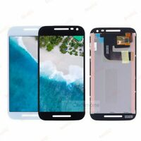 For Motorola Moto G3 3rd XT-1541 LCD Display Touch Screen Digitizer Replacement