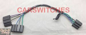 1964 Chevrolet IMPALA BEL AIR BISCAYNE TILT COLUMN ADAPTER HARNESS M&H 37591