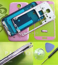 E-Full Housing Cover Case+Screen Glass Lens For Samsung Galaxy S4 i9500 or i9505